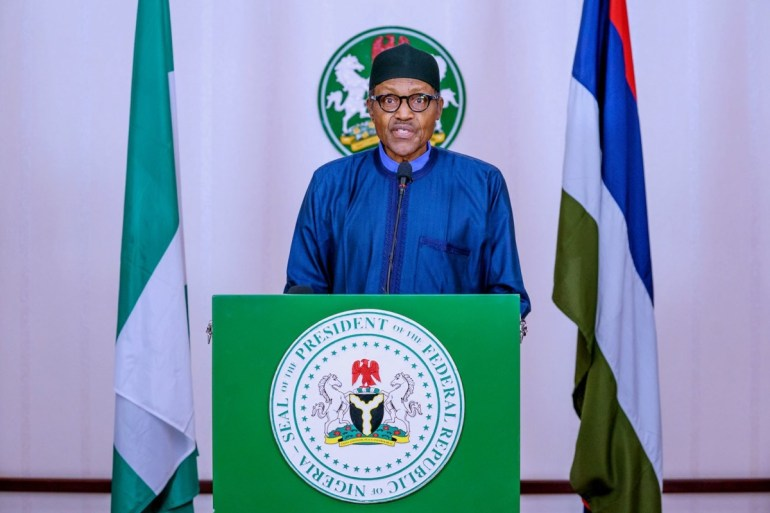 Read President Muhammadu Buhari's Full Address On COVID-19