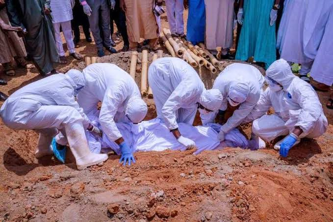 COVID-19: SGF, Other Attendees Of Kyari's Burial Refuse To Self-isolate