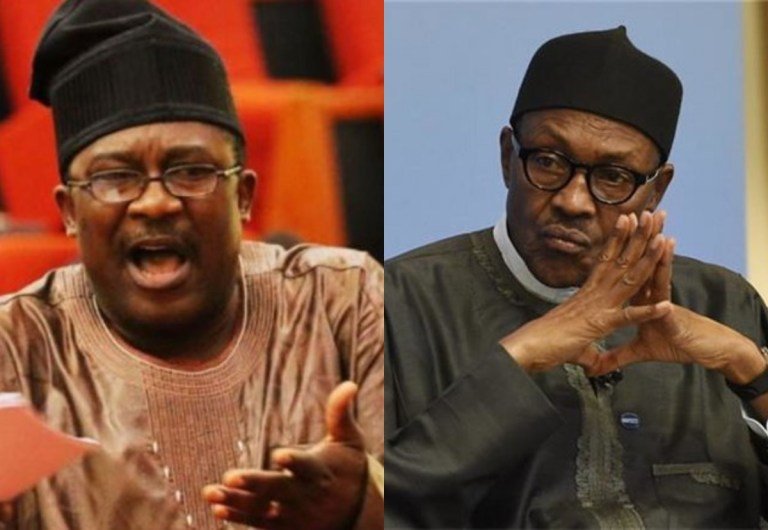 Smart Adeyemi: I Pity Buhari