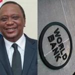 Kenya Gets $1billion From World Bank To Fund Budget