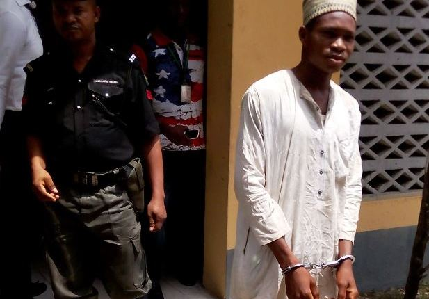 Ese Oruru: Court Sentences Abductor To 26 Years In Prison