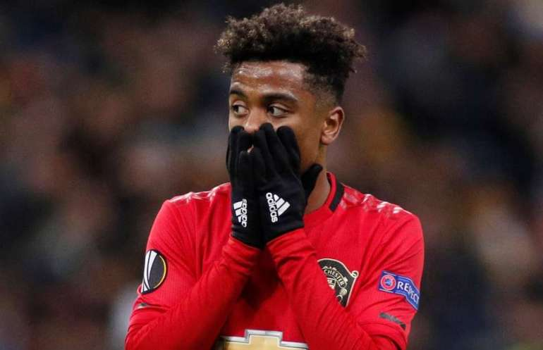 Angel Gomes Set To Leave Man Utd — Juventus, Chelsea Favourites To Sign Him