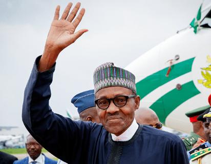 COVID-19: Buhari Hails Nigerians' Resilience
