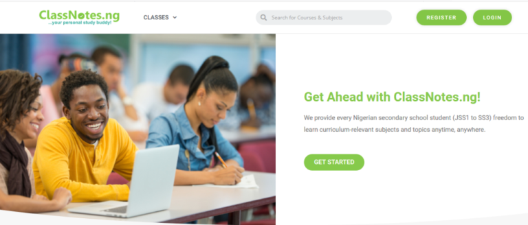 ClassNotes.ng launches to provide continuous study for Nigerian secondary school students