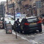 Officer Stabbed, Suspect Shot Dead In Glasgow Violence