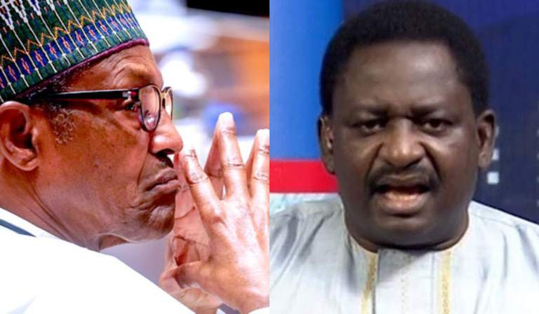 "Buhari ""Doing Admirable Bad Things"" - Femi Adesina"