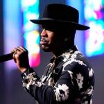 'This Man Changed The World' – Singer Ne-Yo Gets Emotional While Performing At George Floyd's Funeral