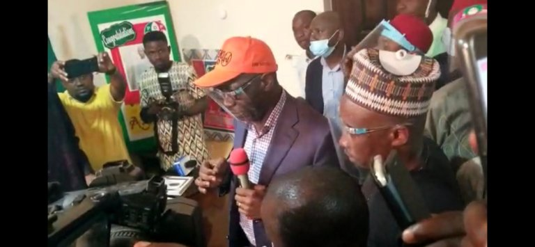 I Joined PDP To Promote Good Governance In Edo - Obaseki