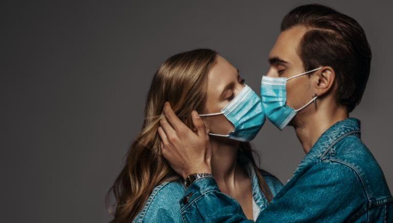"""""""Face Masks Make Sex Safer"""""""