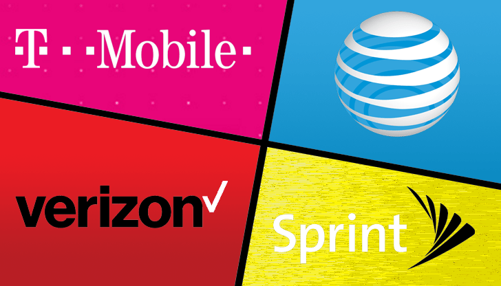 Subscribers Lament Over Verizon, Sprint, T-Mobile, and AT&T Downtime