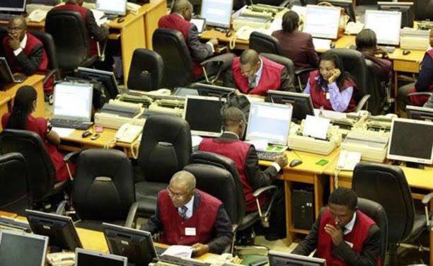 Nigerian Stock Market Records ₦190bn Loss