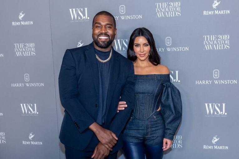 Kanye West Jubilates As Wife Kim Kardashian Becomes Billionaire