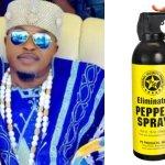 Rape: Oluwo Distributes Pepper Sprays To Ladies In Iwo
