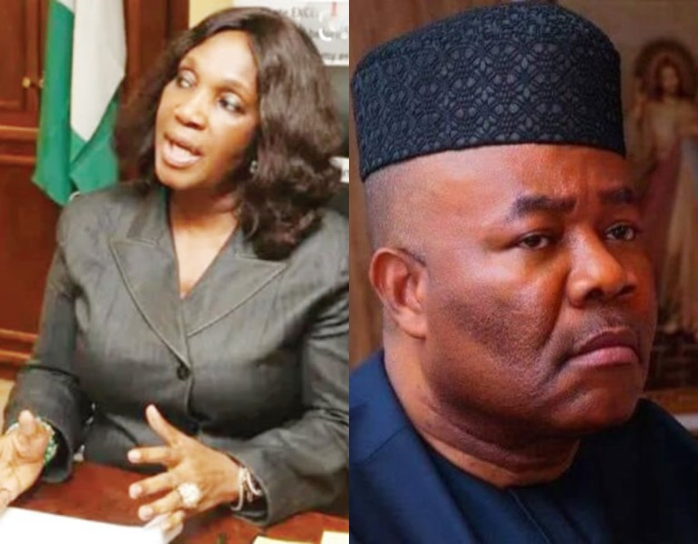 I Slapped Akpabio For Sexually Assaulting Me - Ex NDDC MD, Joy Nunieh