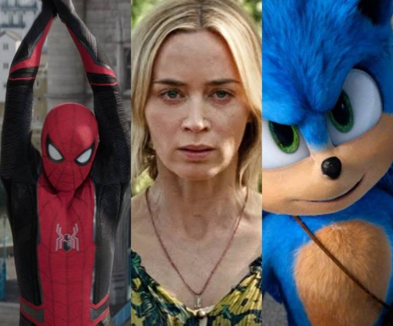 'Spider-Man 3' Delayed, 'A Quiet Place 2' Pushed Further & 'Sonic 2' Release Date Revealed