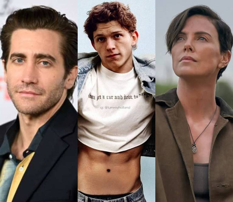 Jake Gyllenhaal's 'Snow Blind' Picked Up By Apple, Tom Holland Spots New Look For 'Uncharted' & 'The Old Guard' Tops Netflix's Chart