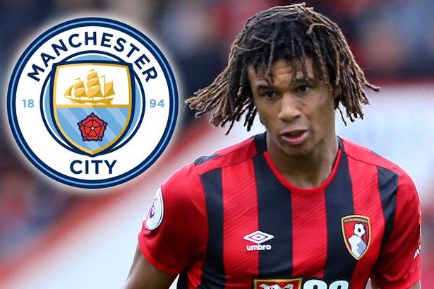 Man City Moves To Sign Nathaniel Ake