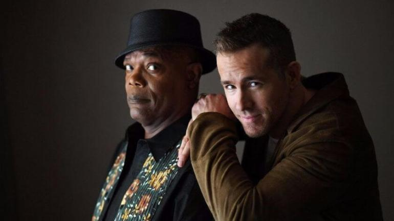 Samuel L. Jackson and Ryan Reynolds voicing animated characters in an upcoming series