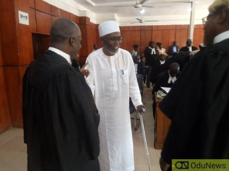 EX AGF Adoke Pleads Not Guilty To Money Laundering Charges