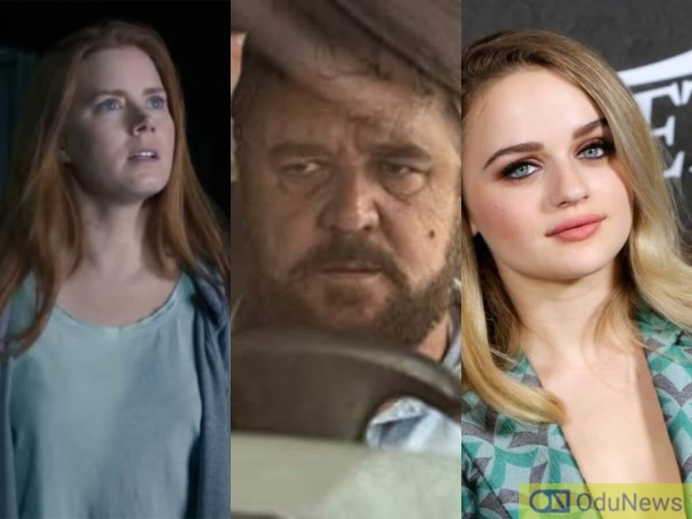 Netflix Looking To Acquire Amy Adams' 'Woman In The Window', 'Unhinged' Tops UK Box Office & Joey King Joins Brad Pitt In 'Bullet Train'
