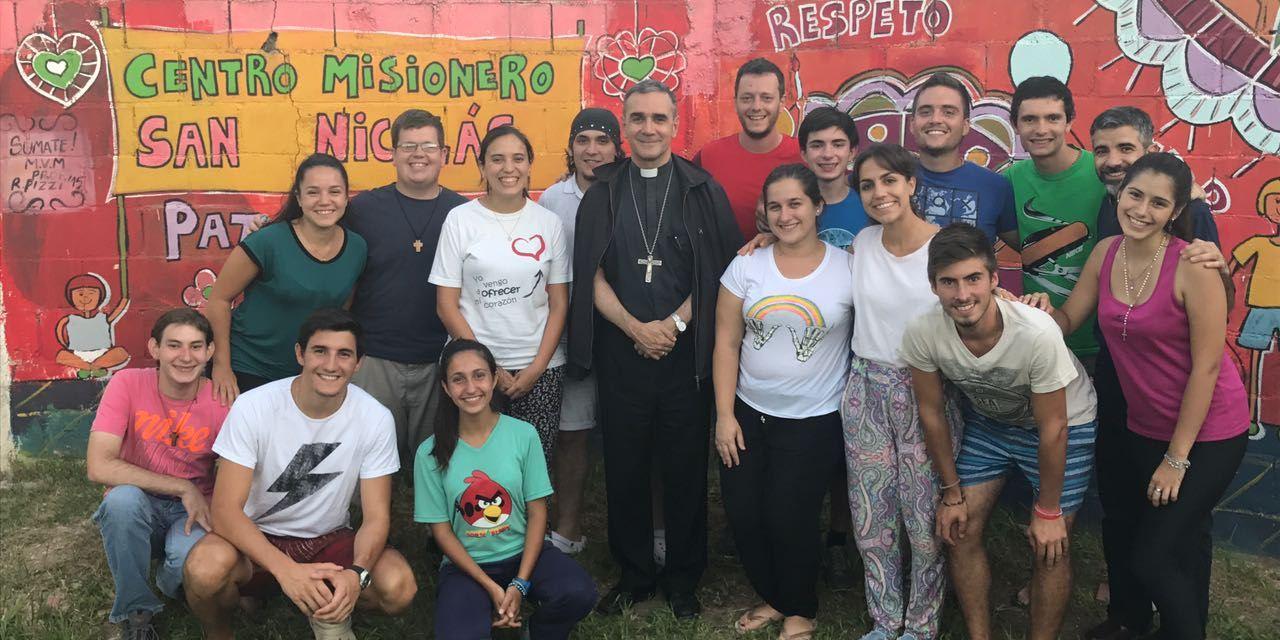 Misión Juvenil en Villa María 2017