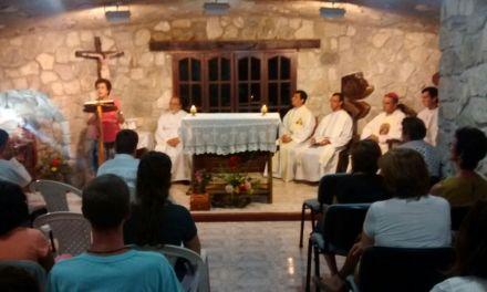Visita a la Capilla Sagrada Familia de Villa Cañada del Sauce