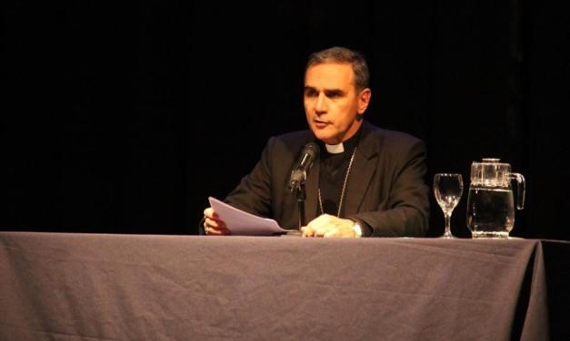 Mensaje de Mons. Jofré en las Jornadas de Encuentro y Territorio