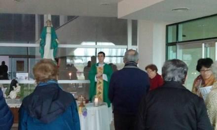 Santa Misa en honor a San Camilo