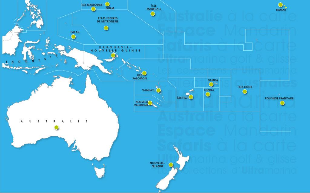 Pacifique Sud
