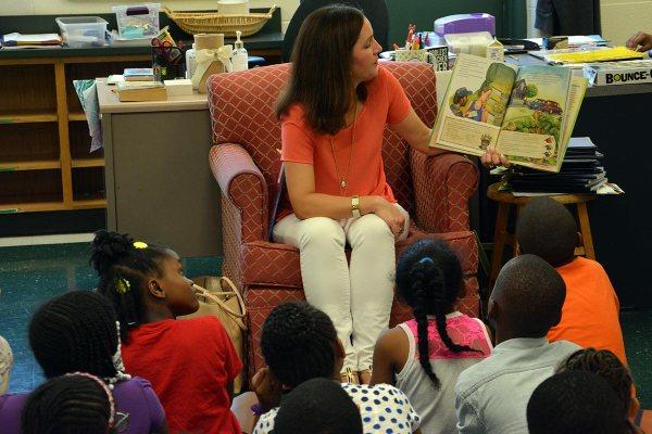 Mentoring Elementary