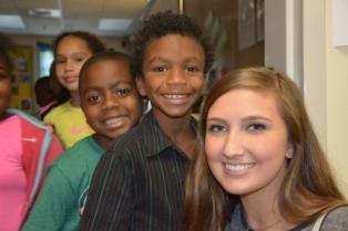 Elementary Volunteer mentor