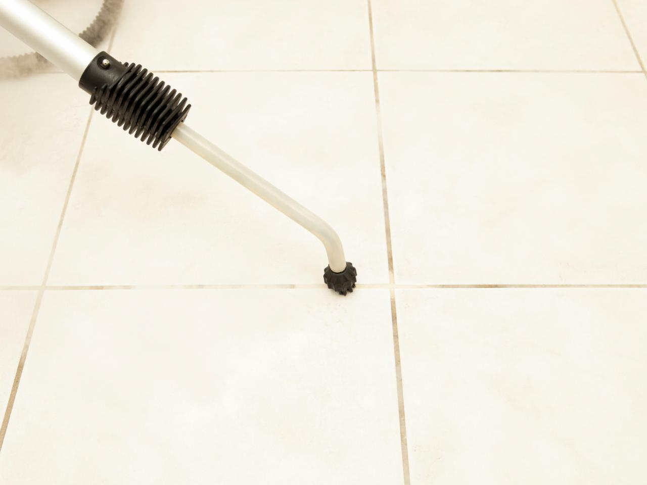 how to clean grout on floor tiles 2020