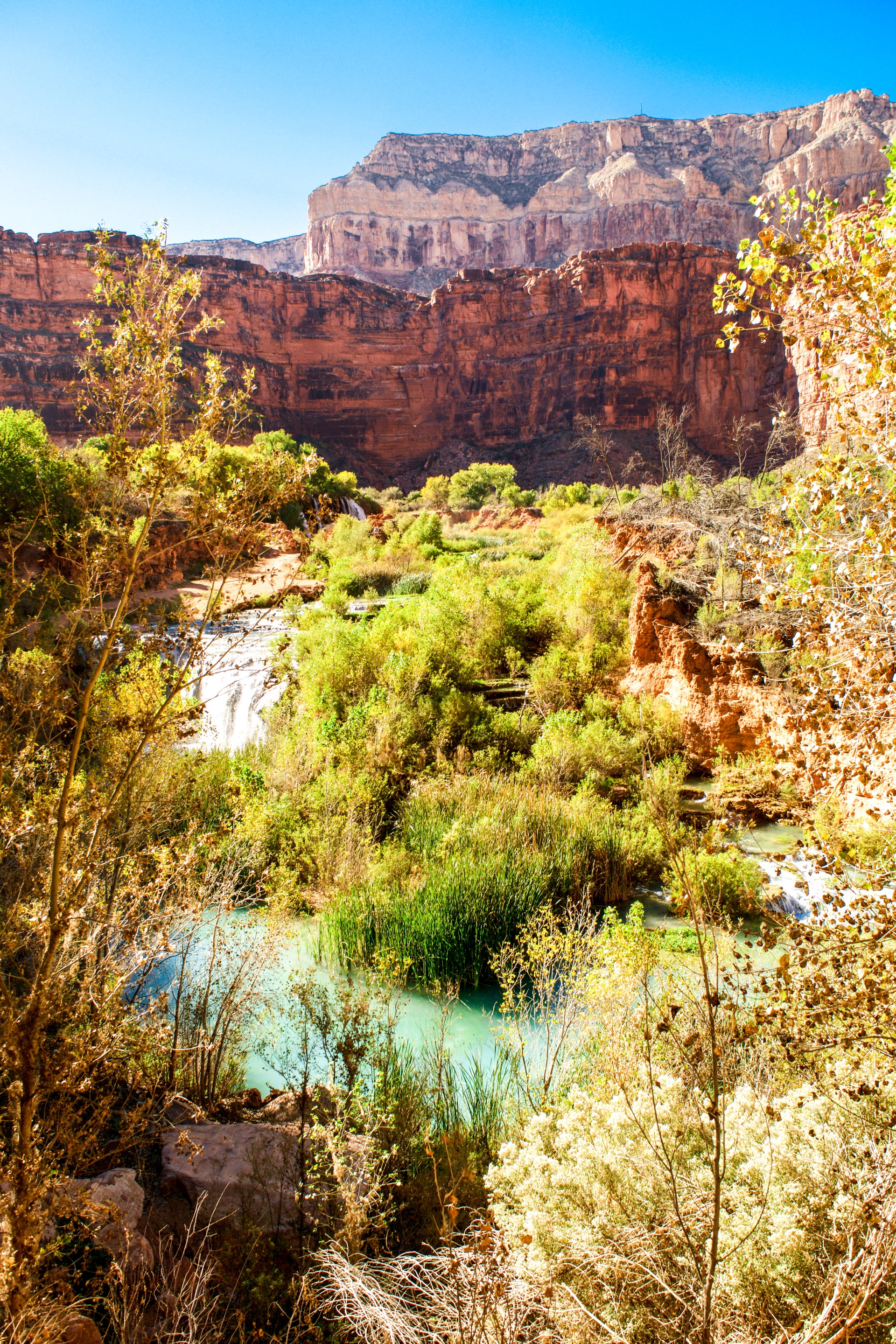Backpacking Havasupai Odyssey Designs