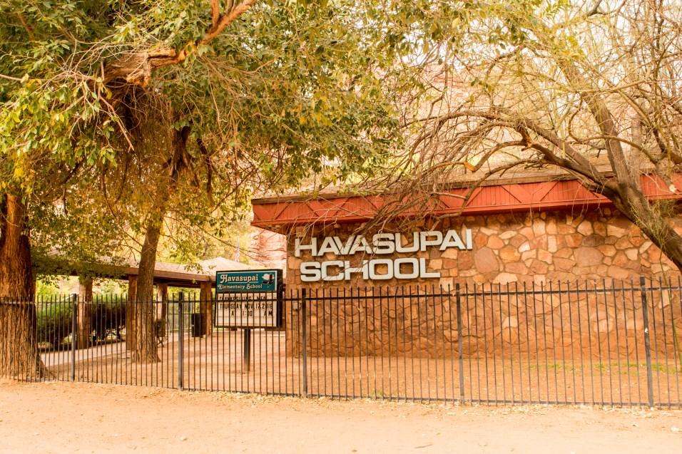 Havasupai Elementary School