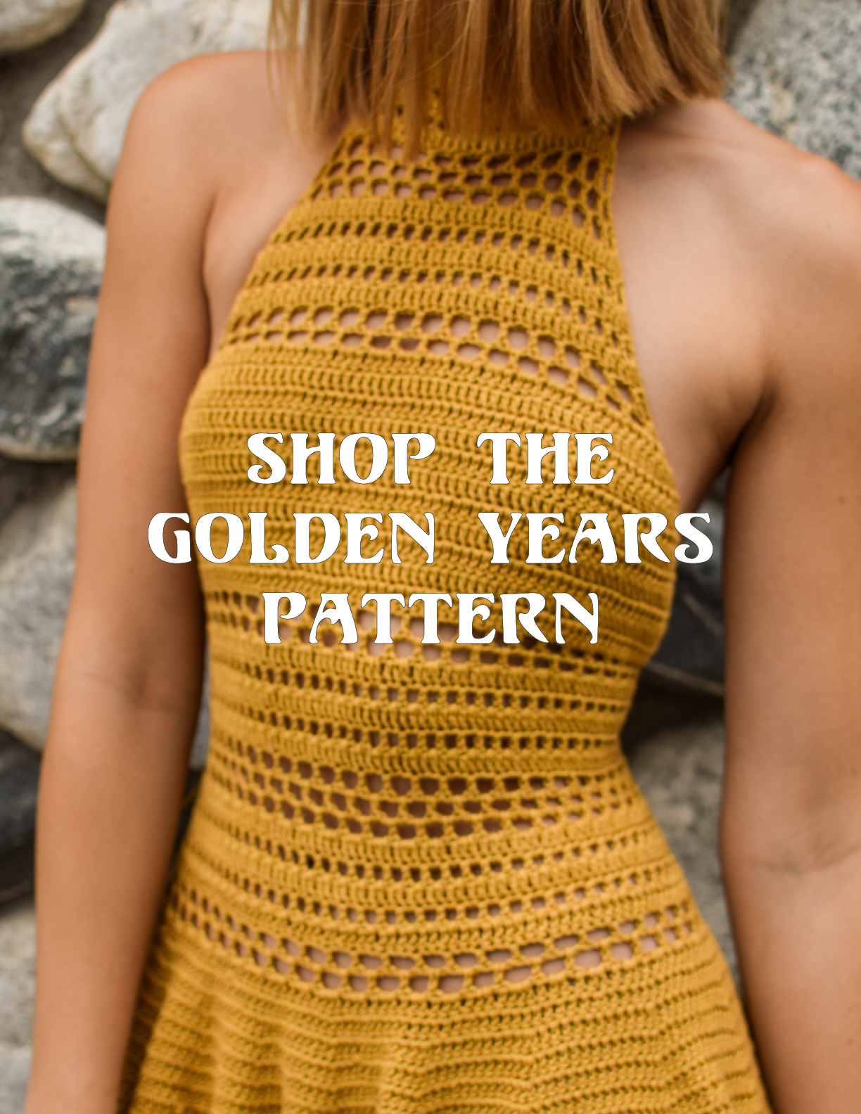 The Golden Years Dress, A Crochet Pattern by Odyssey Designs!