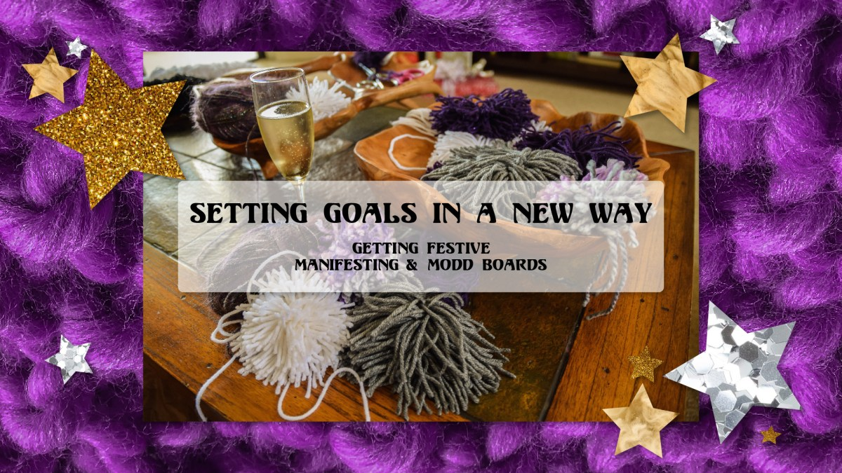 Setting Goals In A New Way!