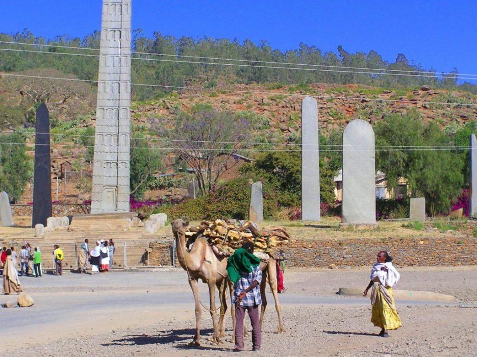 Aksum obelisk