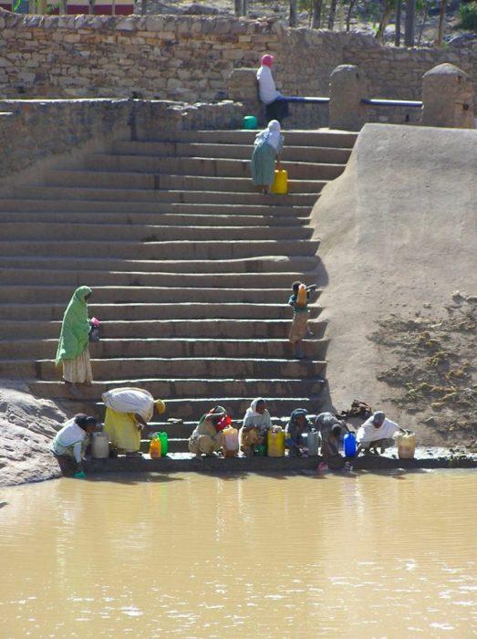 Aksum water supply