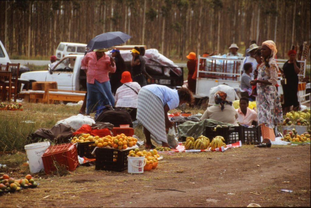 roadside market
