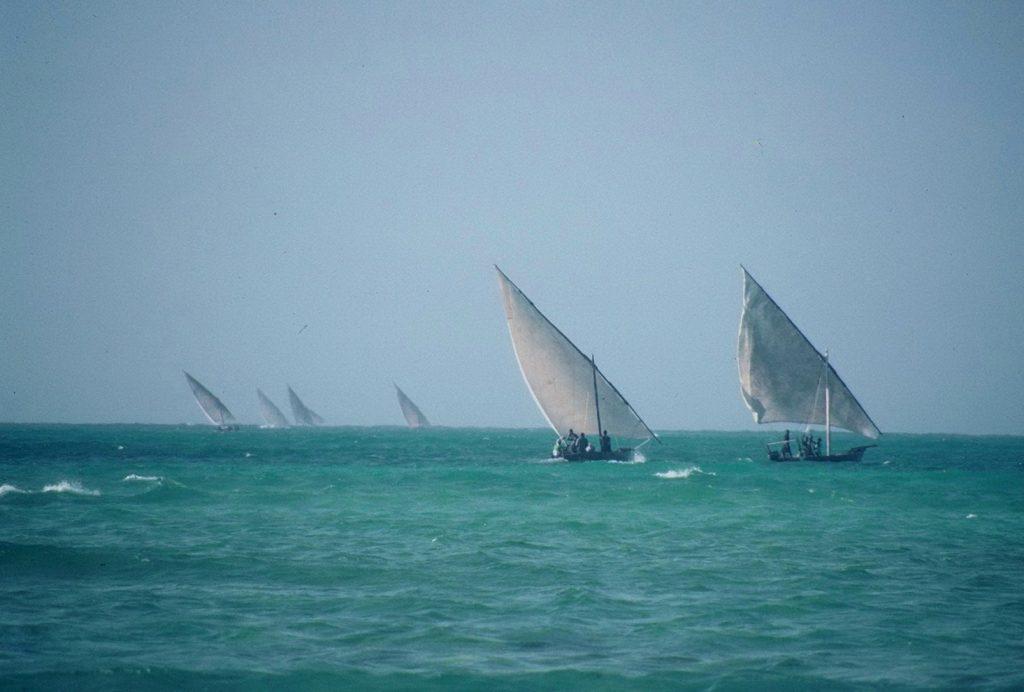 Indian Ocean views