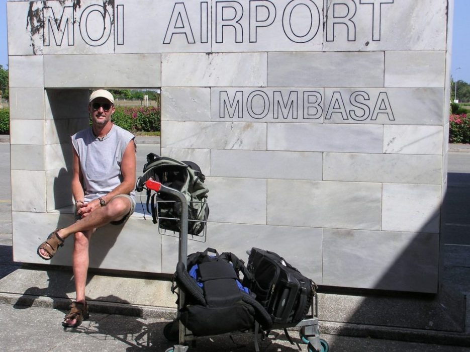 Mobasa airport