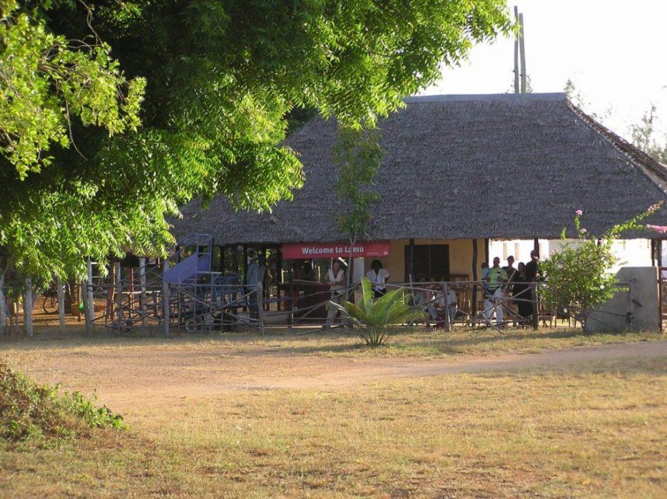 Lamu airport