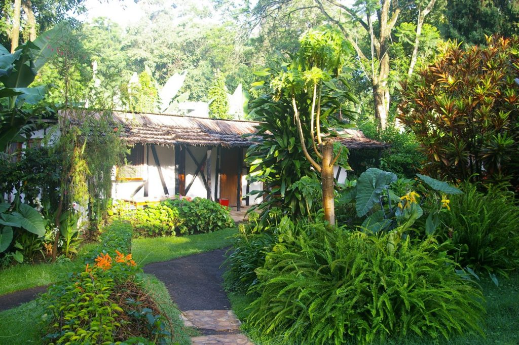 Outpost guesthouse Arusha