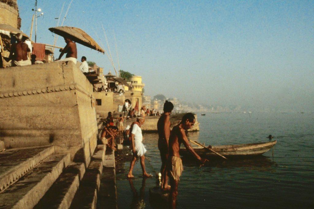 early morning pilgrims