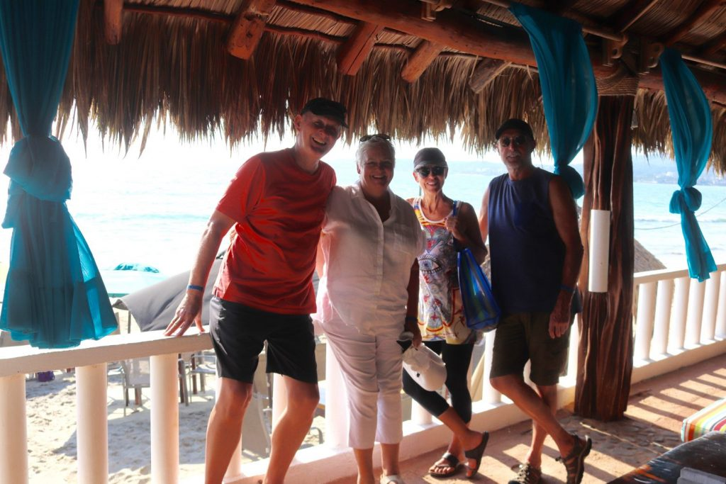 with Seonag & Geoff