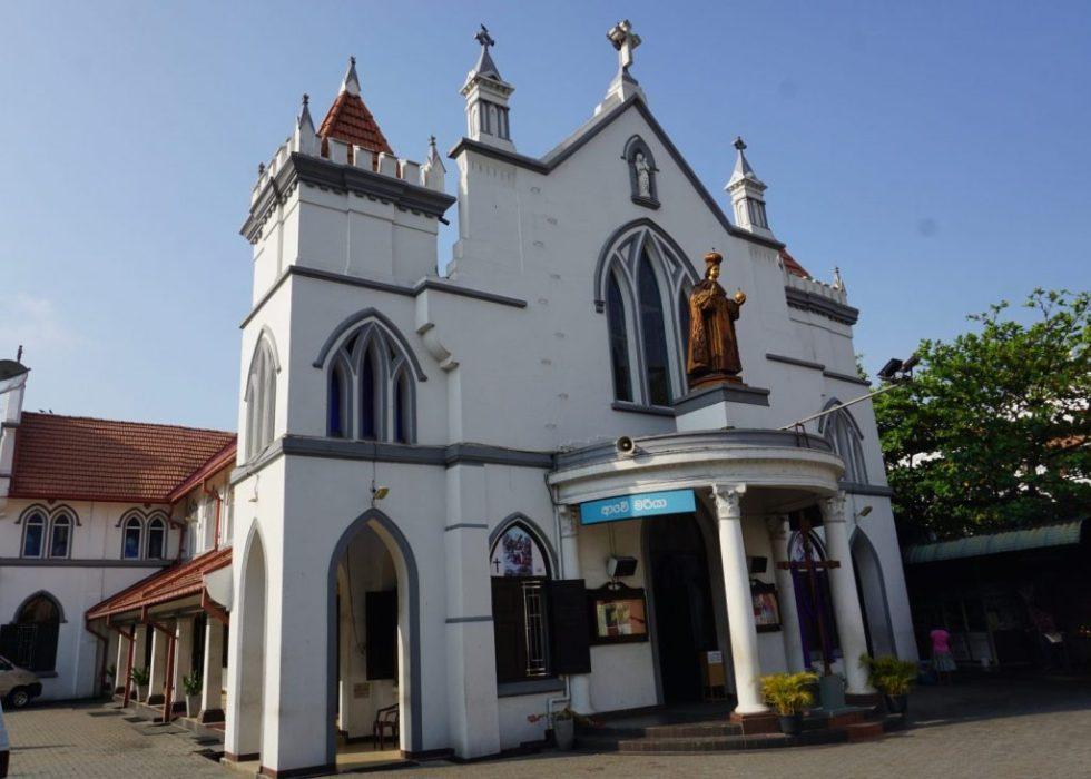 Colombo church