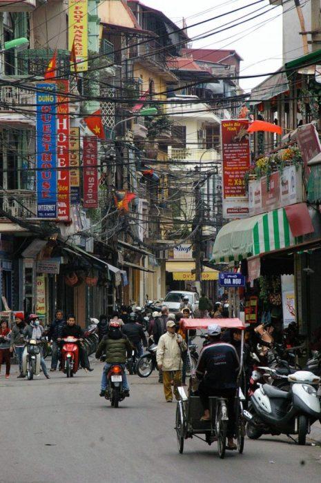 Hanoi's Old Quarter