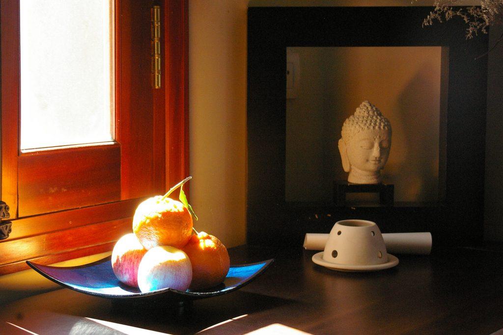 Sapa guesthouse artsy shot
