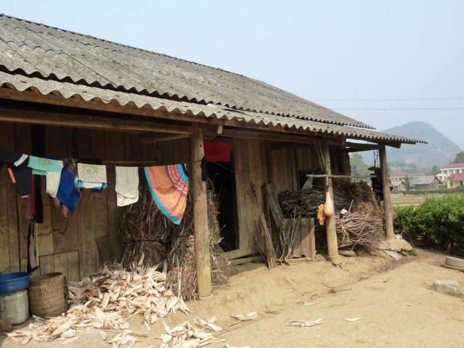 Sapa farmer's home