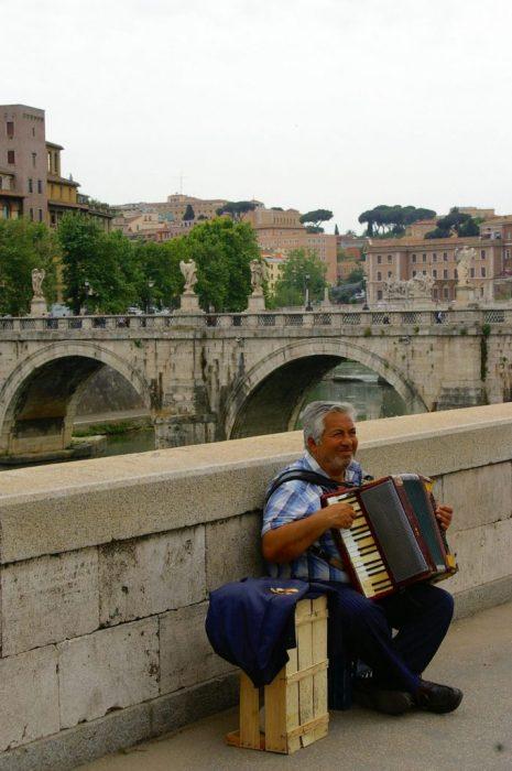 music by the bridge